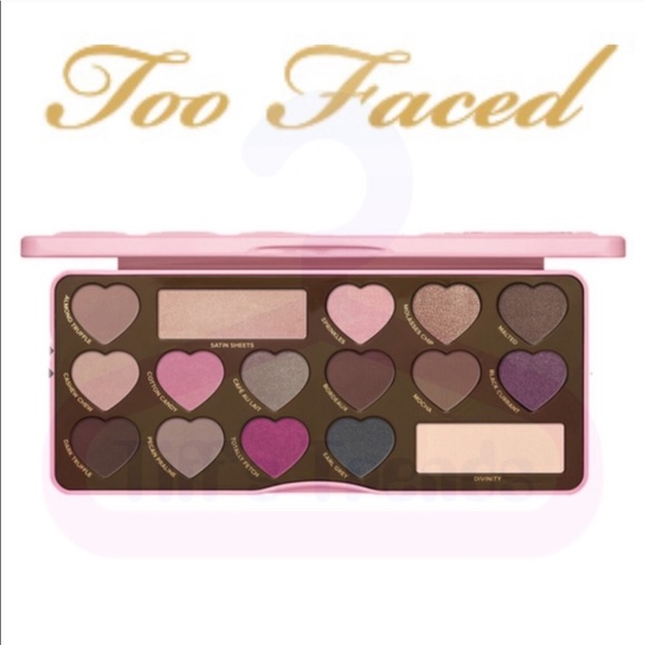 Too Faced Other - Too Faced•Chocolate Bon Bons Palette•New in Box